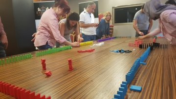 Akdeniz Elektrik Dağıtım A.Ş. Takım Koçluğu Eğitimimiz Gerçekleşti....