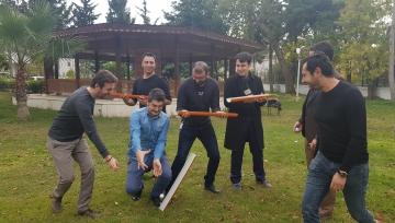 Akdeniz Elektrik Dağıtım A.Ş. Takım Ruhu Eğitimimiz Gerçekleşti....